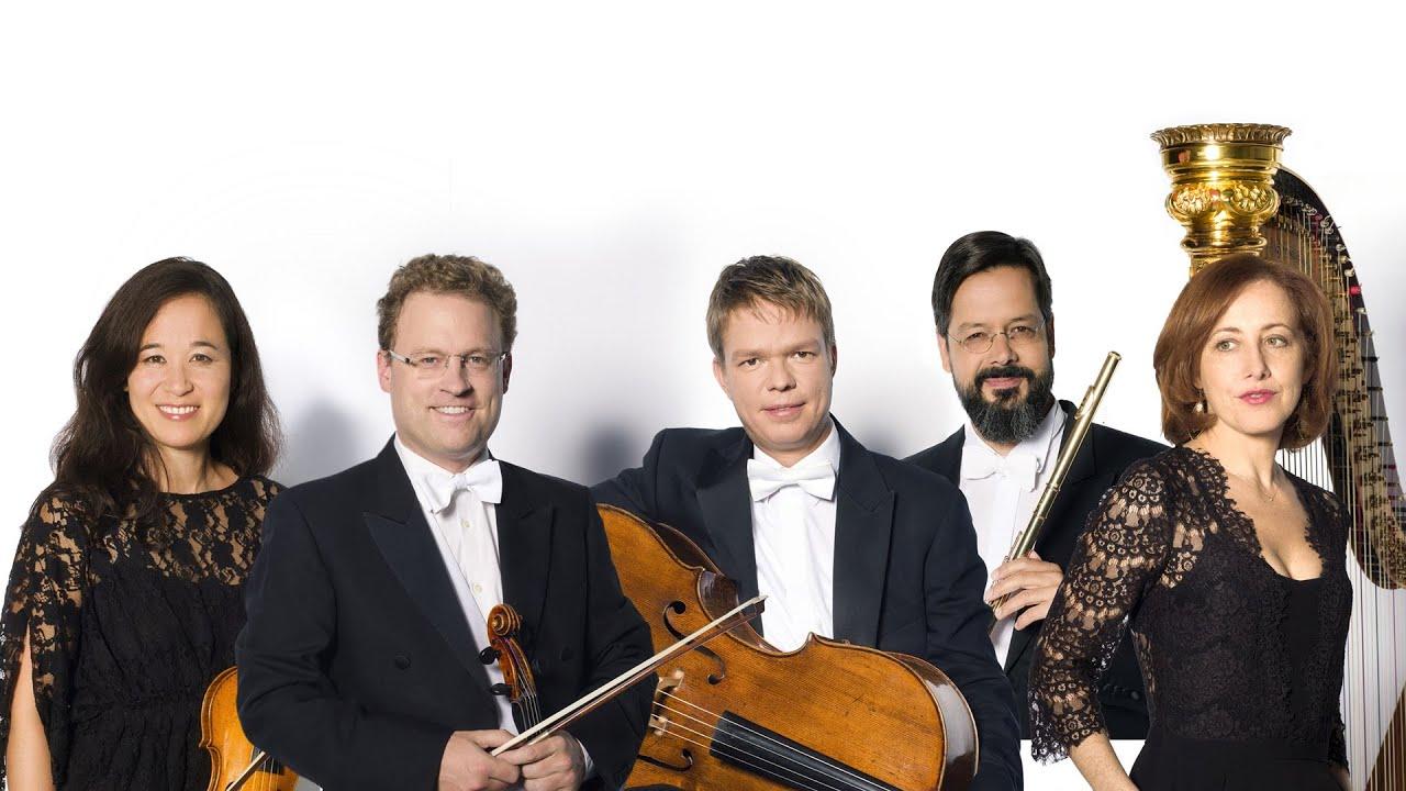 Stage@Seven: Jongen: Concert à cinq – Mercer-Niewöhner / Niewöhner / Horn / Wittiber / Bertrand