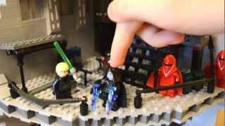Звезда Смерти Lego Star Wars