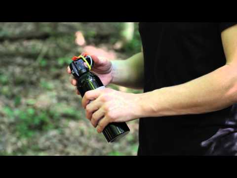 Bear Spray Canada - Practice Canister - FRONTIERSMAN