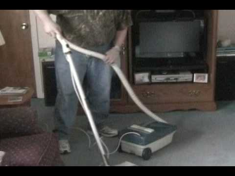 Hoover Spirit S3263 Canister Vacuum Cleaner