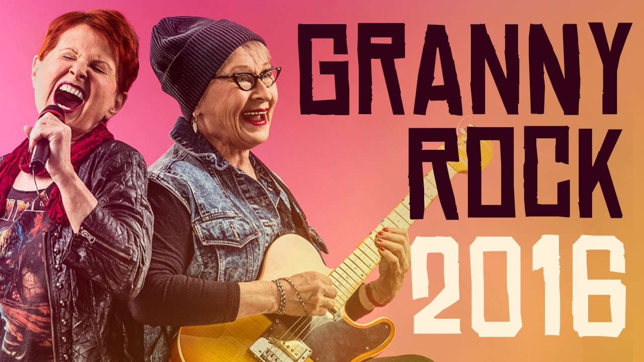 The message Granny rock charming