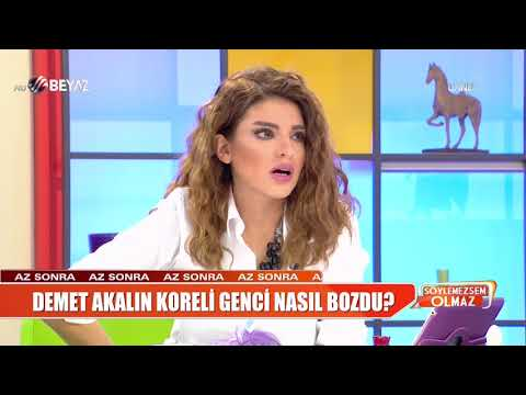 Demet Akalın, Bircan İpek'in diline düşerse!