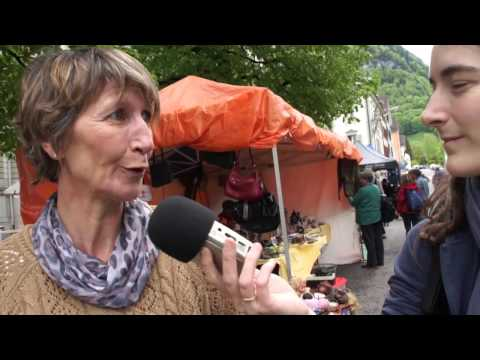 Démocratie directe : reportage au Landsgemeinde de Glaris en Suisse