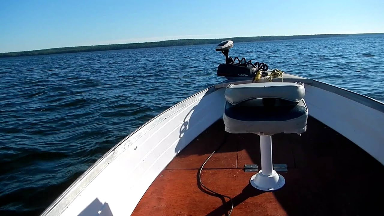 I replaced trolling motor controls with switches and a dial - YouTube