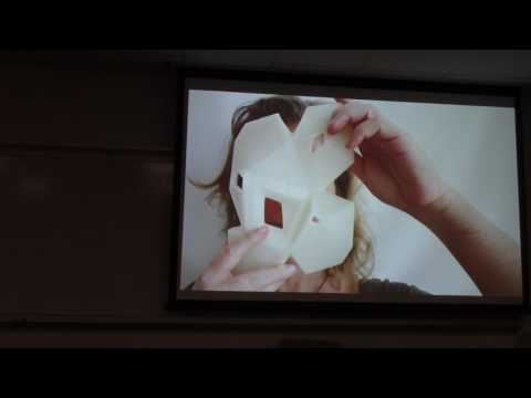 "Ron Rael (UC Berkeley/ Architecture) on ""3D Printing Materials for Architecture"""