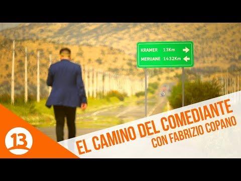 El Camino Del Comediante Junto A Fabrizio Copano