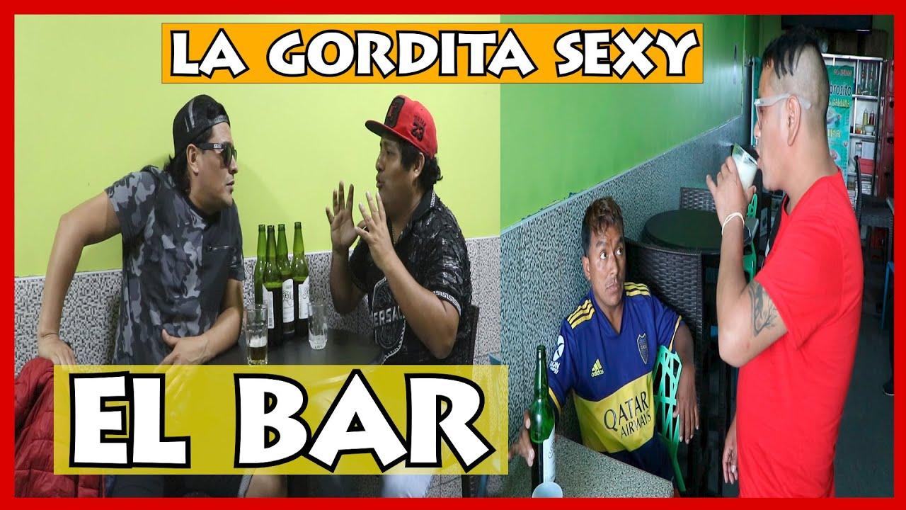 EL BAR - Chino risas | Shagui | Luky | Cholo Victor | Mostrito | Marciano y Miguelito