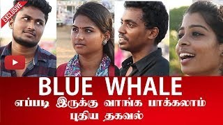 Youth Speaks About Blue Whale Game | Viral Video | TAMILGOSSIPS