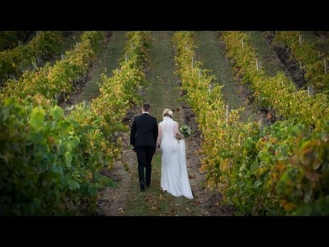 Natalie & Colin - Clyde Park Winery Wedding