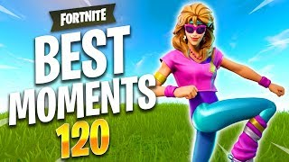 NEW AEROBIC ASSASSIN & MULLET MARAUDER SKINS - Fortnite Best Moments & Fortnite Funny Moments #120