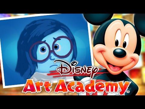 DISNEY ART ACADEMY 3DS FR | NOUS SOMMES DES ARTISTES !