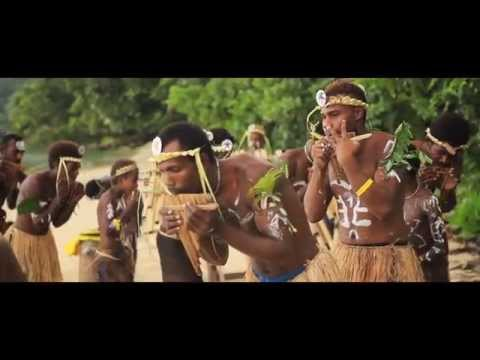 Komuhauru Panpipe Band - Solomon Islands