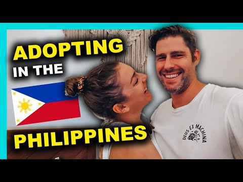 Are we ready for THIS? ADOPTING in the PHILIPPINES?!