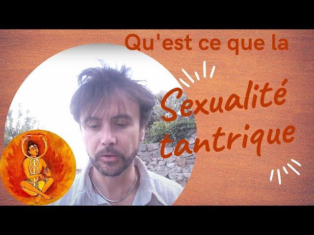 L'essence de la sexualité tantrique