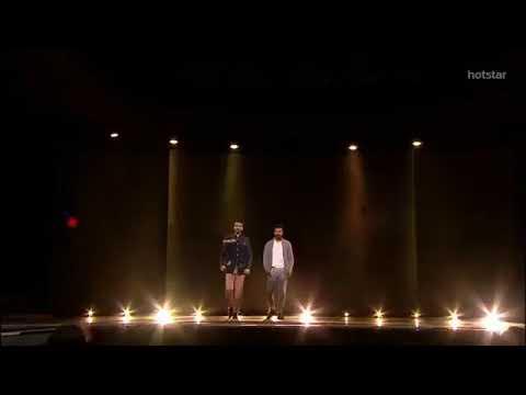 Raghav &prabhudeva /sir slow motion dance 💃   😍😍 osssmmm