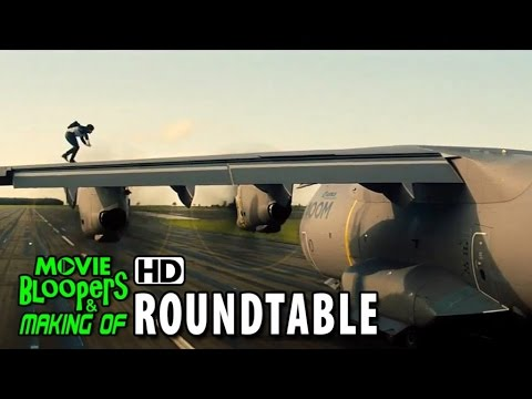 Mission Impossible Rogue Nation Roundtable Plane Stunt - Behind the scenes of the insane plane stunt in mission impossible rogue nation