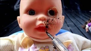 """Halloween """"diy"""" Zombie Babies"""