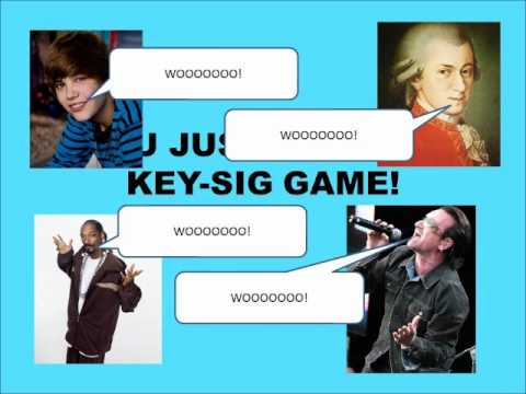 Key Signature Rap