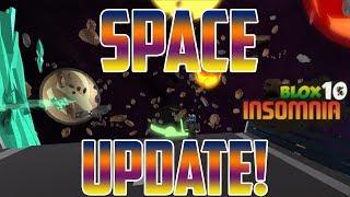 [Code] SPACE UPDATE IN Blox-Ten: Insomnia COMING SOON   Blox-Ten: Insomnia News    Roblox