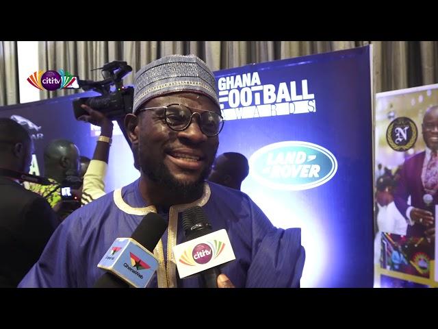 Fatau Dauda compares Ghana's football league to Nigeria's football league