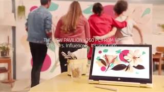Creators  Influencers  It's your turn    HP Pavilion x360   HP