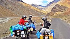 Way to Leh || Ladakh Official || Royal Enfield Bikes || Gopro Hero4 || HD