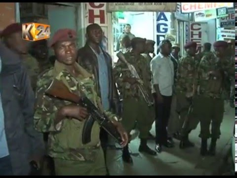 Police Raid A 3 Down-town Fake Suspects Arrest Youtube Nairobi - Night Certificates After Scam In