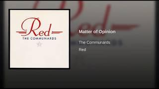 Matter Of Opinion