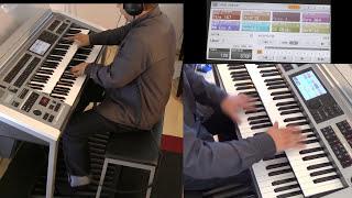 Symphony No. 5 - perf. by Marco Cerbella - L.van Beethoven (Electone, ELS-02X)