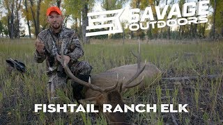 Savage Outdoors Fishtail Ranch Elk