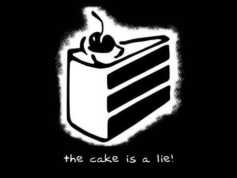 The Cake is a Lie - Gaming Meme History