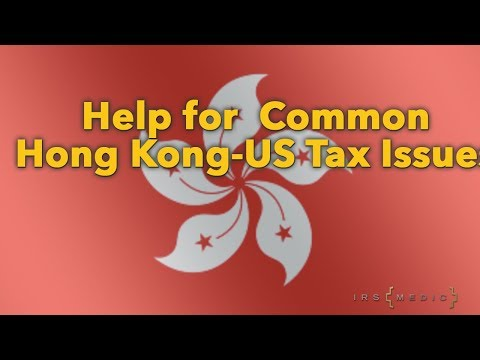 US/Hong Kong Expats: How to fix FATCA FBAR tax issues 🇭🇰