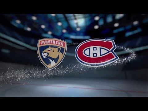 Florida Panthers vs Montreal Canadiens. Preseason. Game recap. Game Highlights. Sept. 29, 2017