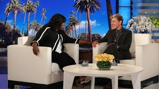 Octavia Spencer Wants Ellen to Hook Her Up with Brad Pitt