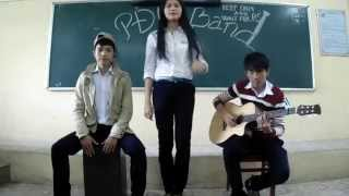 Whataya Want From Me Acoustic - PDL Band