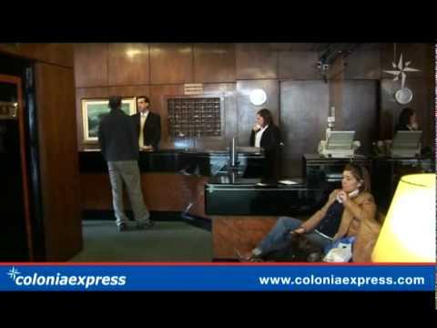 Colonia Express - Hotel Iguazu en Montevideo Uruguay