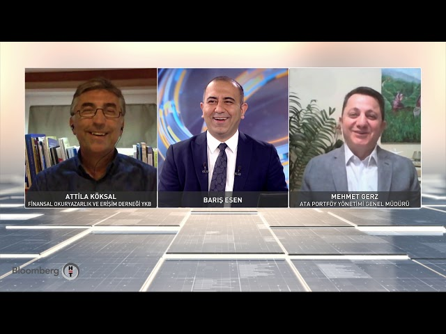 Ekonomik Görünüm - Attila Köksal & Mehmet Gerz | 30.06.2020