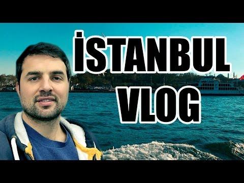 İstanbul'da Gezilecek Yerler Vlog 7