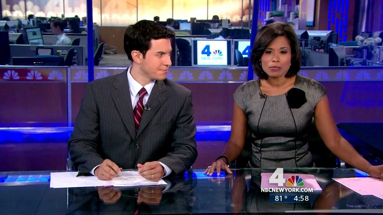 WNBC: News 4 New York at 5PM Open (2011-present)