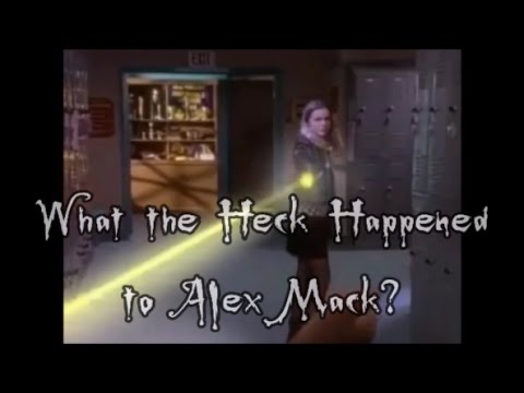 Where is Alex Mack Today?