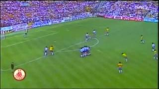 Eder's freekick vs Argentina WC 1982