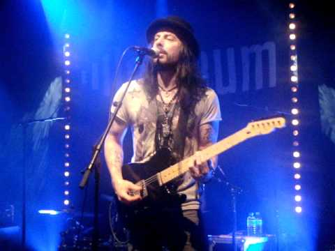 Richie Kotzen - My Angel - Le Forum Vaureal - 03 03 2012
