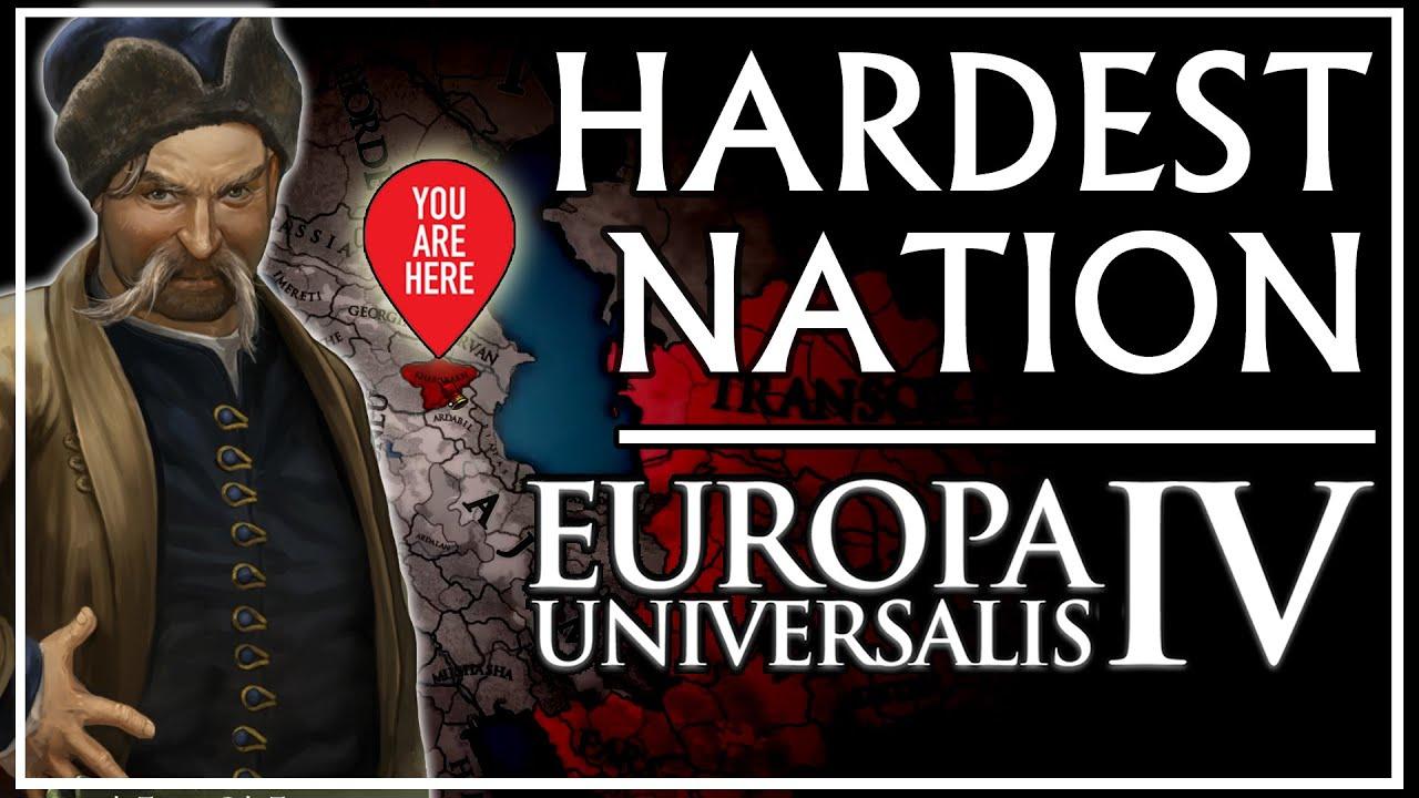 Download Surviving as Karabakh: The Hardest Nation in EU4 Guide