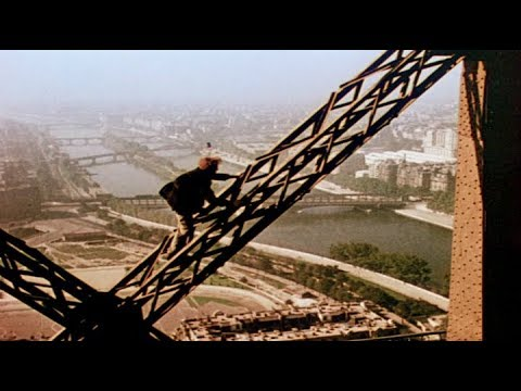 THE MAN ON THE EIFFEL TOWER | Charles Laughton | Full Length Thriller Movie | English | HD | 720p