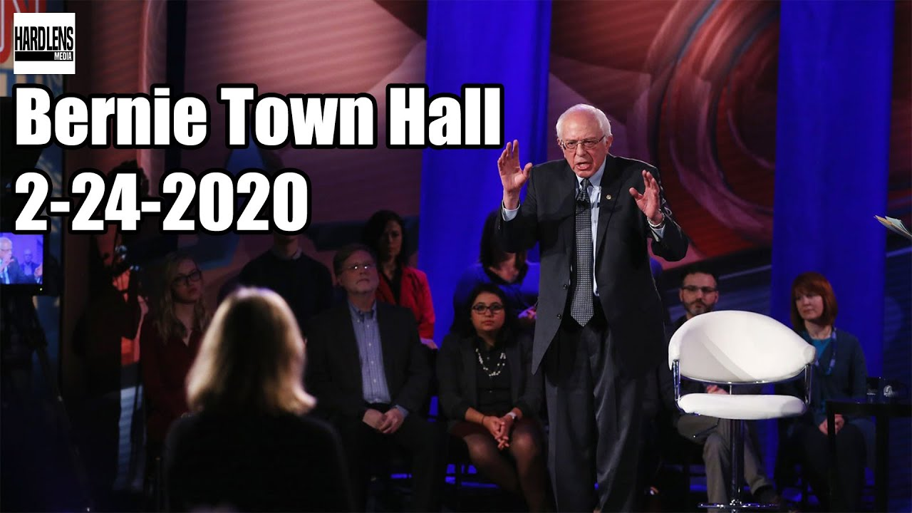 Live Coverage: Bernie Sanders CNN Town Hall