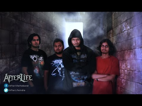 "AfterLife - ""Focus 23"" [Official Lyric Video] Progressive Metal Band from India"