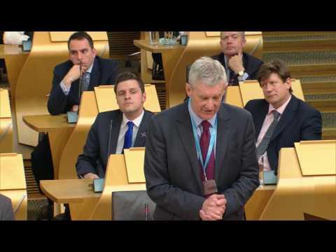 Fisheries - Scottish Parliament: 17th May 2017
