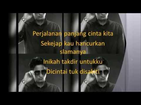 Ravend - Dicintai Tuk Disakiti (Ari Cover) (Official Lyric Video)