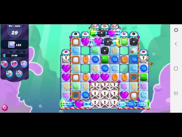 Candy Crush Saga level 5096