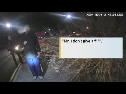 Man's jaywalking arrest highlights cops frustrations with 'frequent flyers'